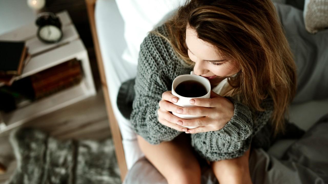 ¿¿Cuánta cafeína es buena?
