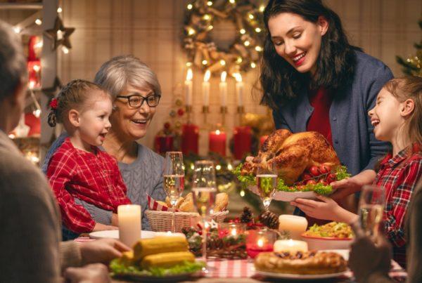 Cenas, fiestas, vacaciones - retos para las personas con diabetes