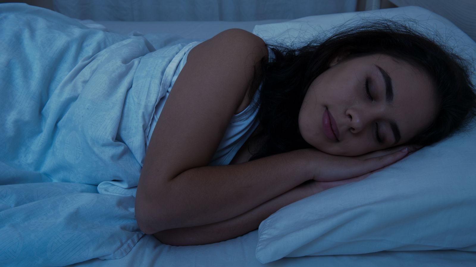 Para dormir bien por la noche