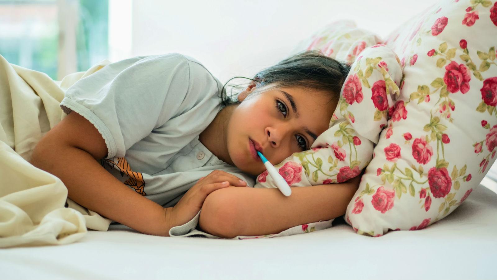 Qué hacer cuando los niños tienen dolor de garganta