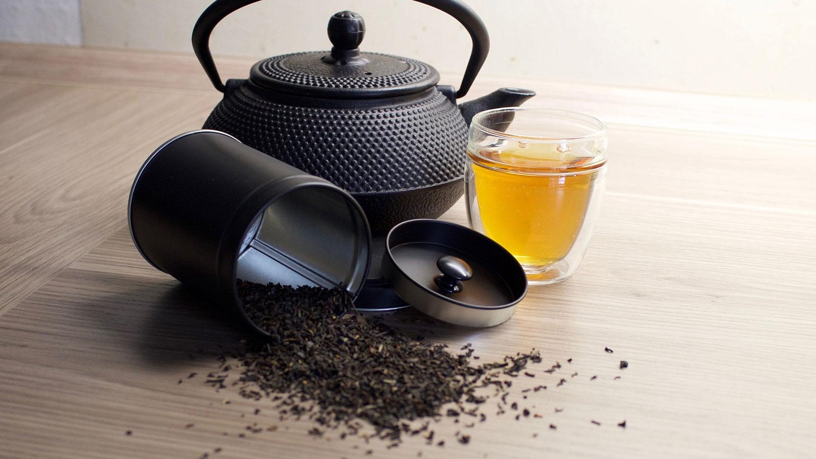 Té negro – usos medicinales