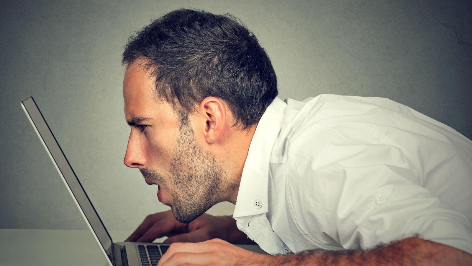 Vista borrosa: puede ser el síndrome visual informático (por ...