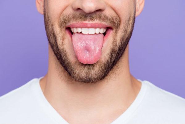 lengua sentido del gusto