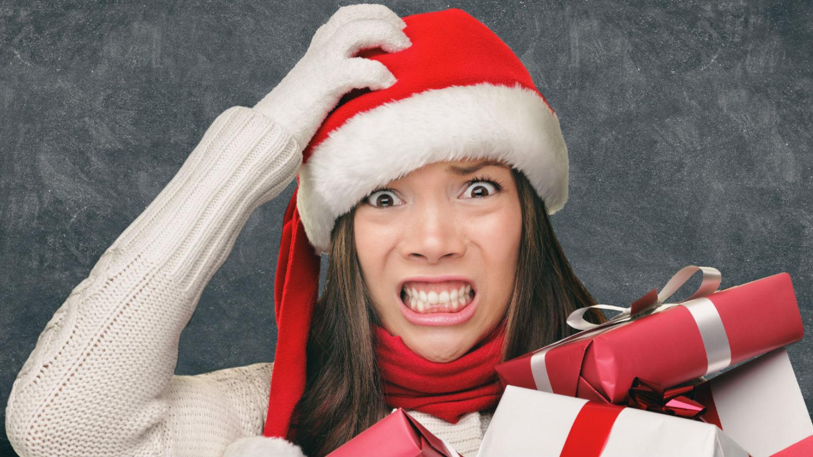 Estrés y depresión: enemigos de las fiestas felices