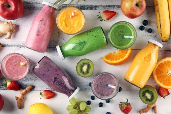 Las dietas de desintoxicación