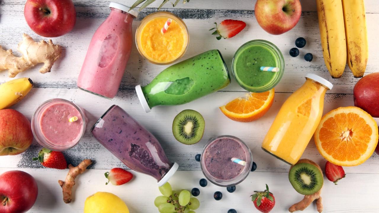 Las dietas de desintoxicación: ¿funcionan o no?