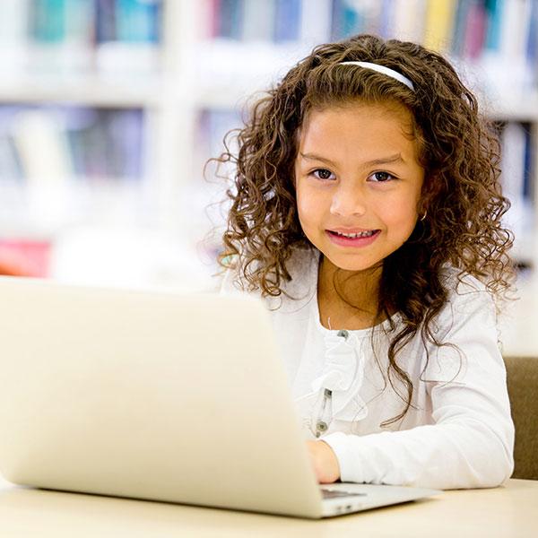 Que el uso de la computadora no enferme a tus niños