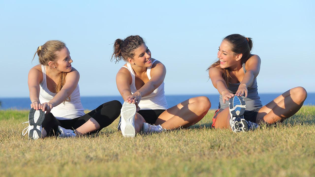 Las chicas y el deporte: belleza, salud, felicidad y más