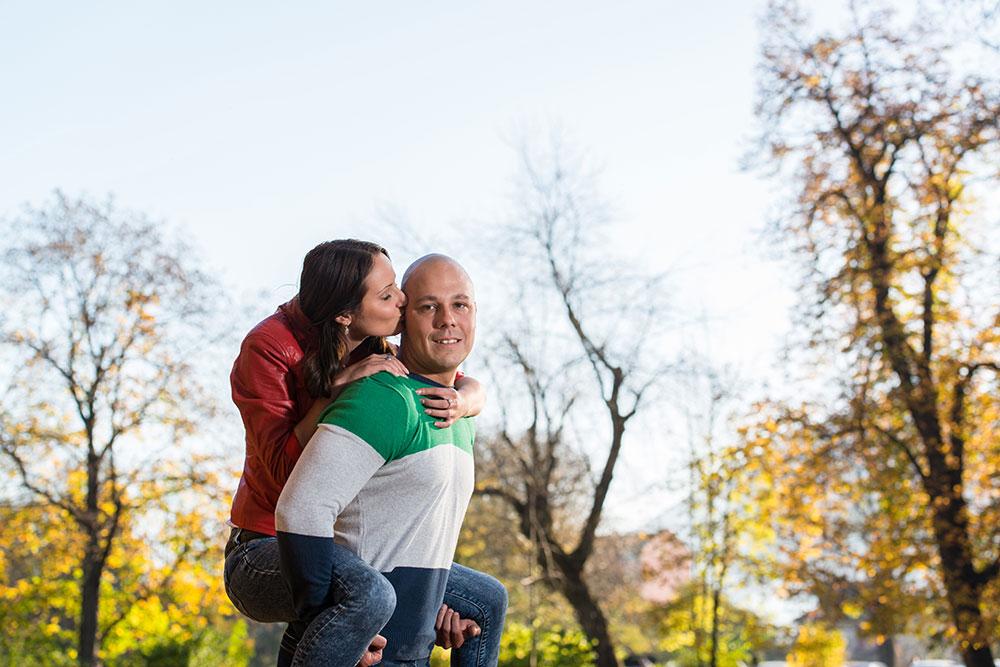 La ayuda de la pareja parece mejorar la supervivencia del cáncer
