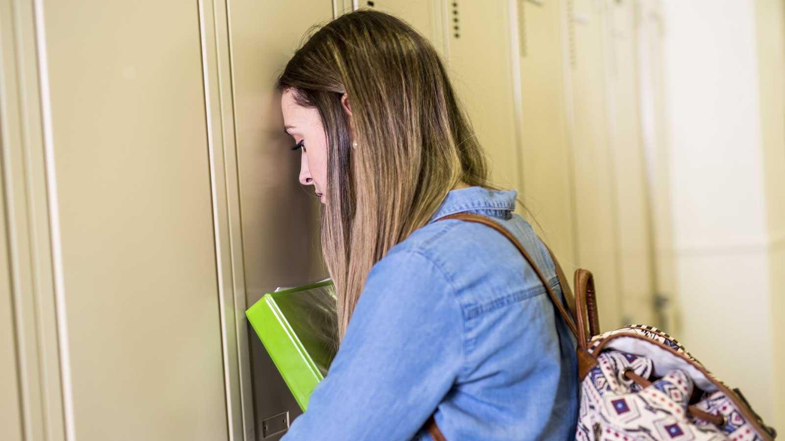 Aumentan los trastornos de salud mental en los niños y los adolescentes