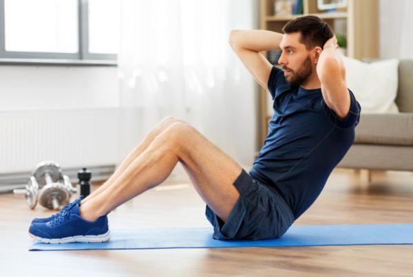 4 ejercicios abdominales y consejos para tonificar el abdomen