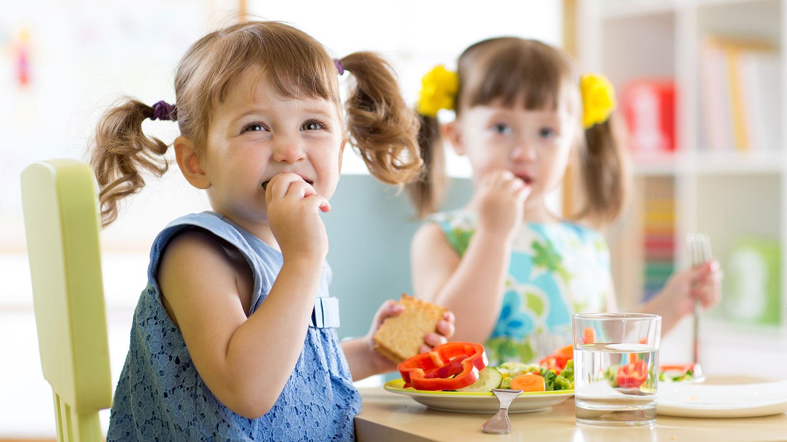 4 consejos para lograr que los niños coman
