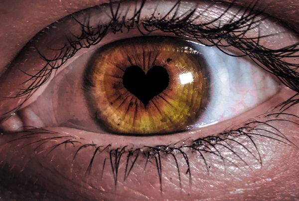 ojos y corazón
