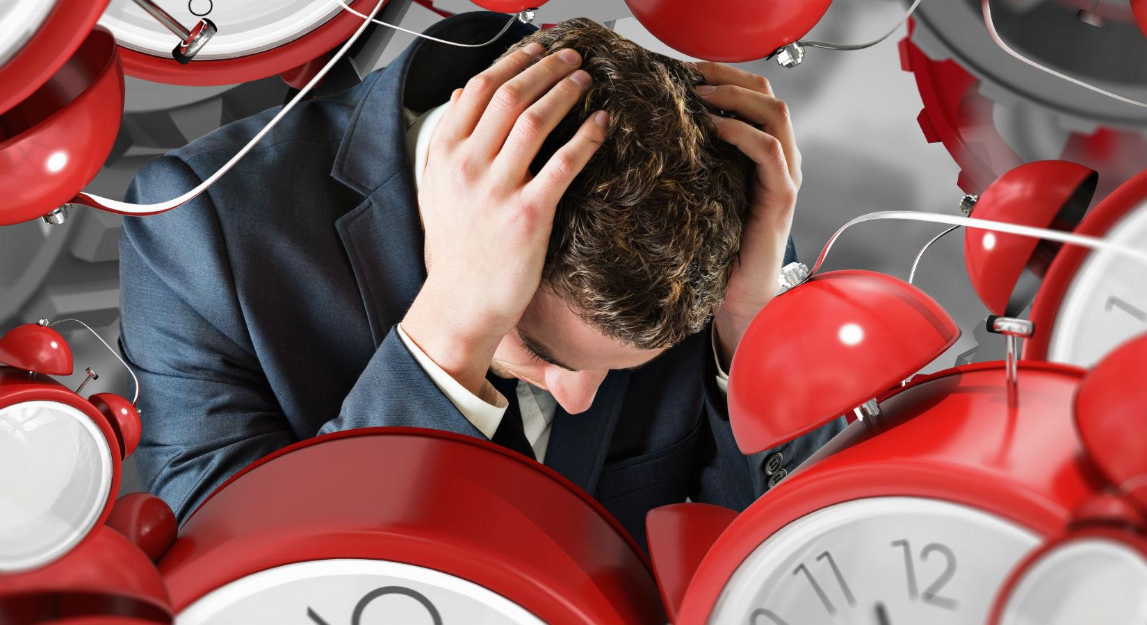 Los efectos del estrés en el cuerpo