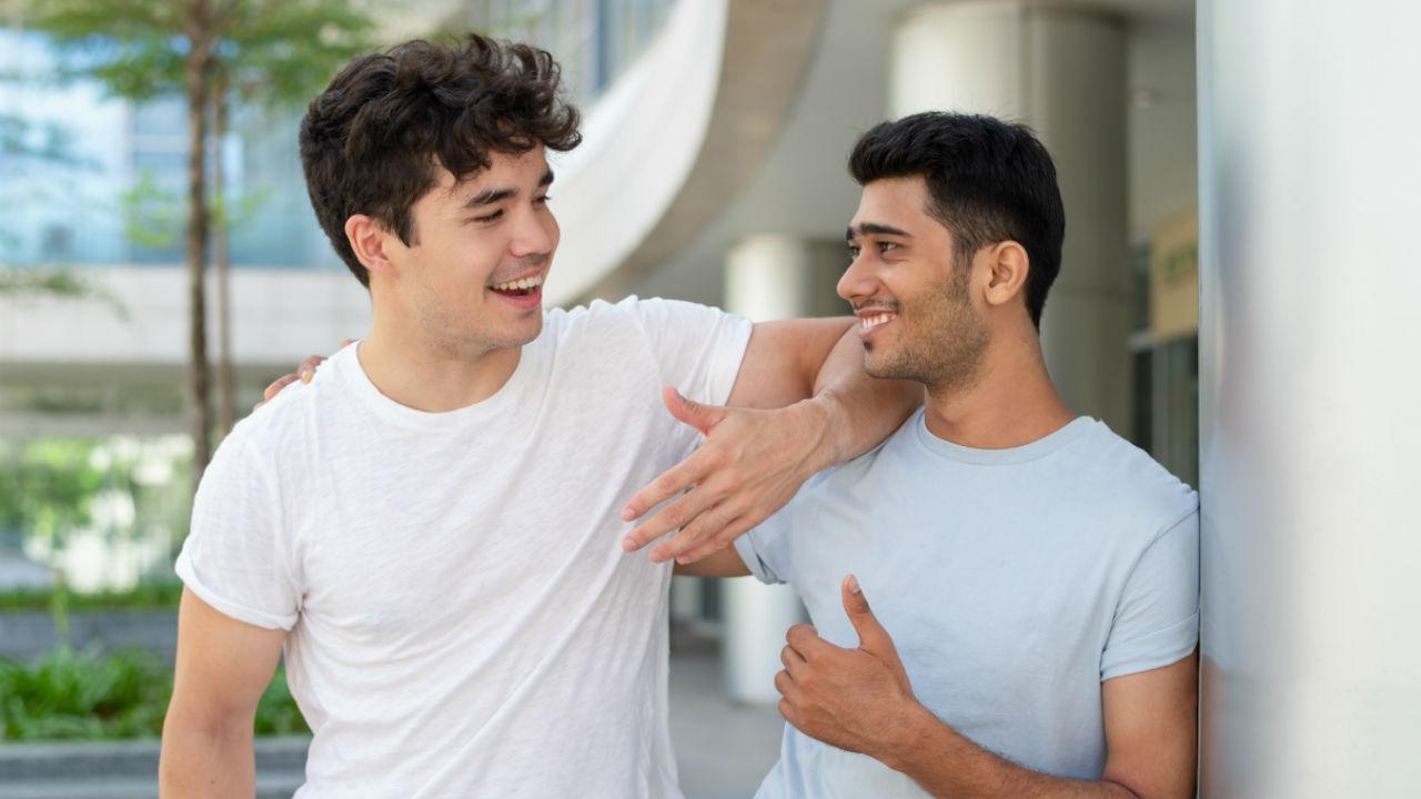 ¿Qué harías si tu hijo o hija es homosexual?