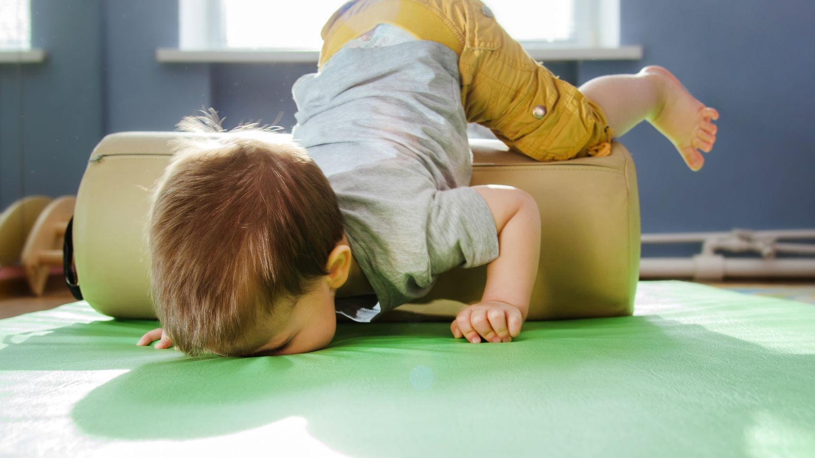 Se cayó el bebé: ¿qué debes hacer si tu bebé se cae?
