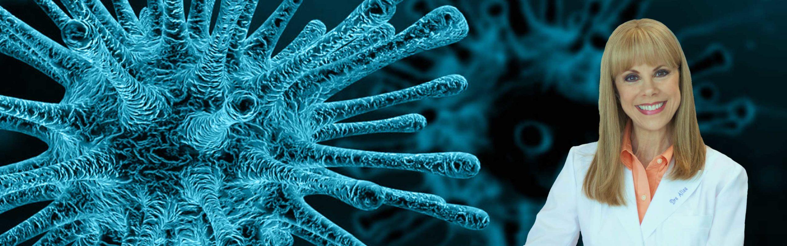 La Doctora Aliza nos alerta sobre el peligro del coronavirus
