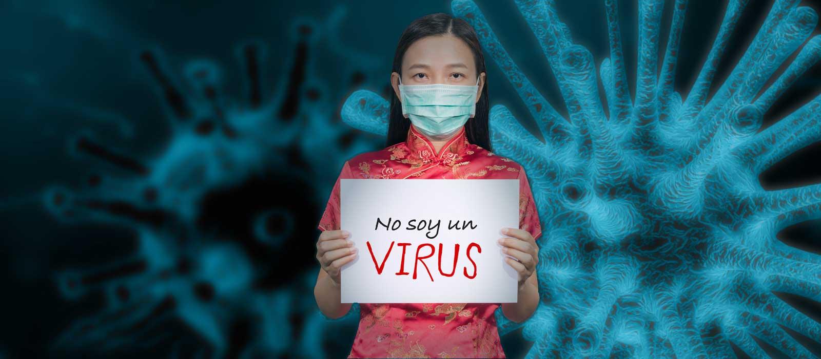 Prejuicios comunes sobre el Coronavirus