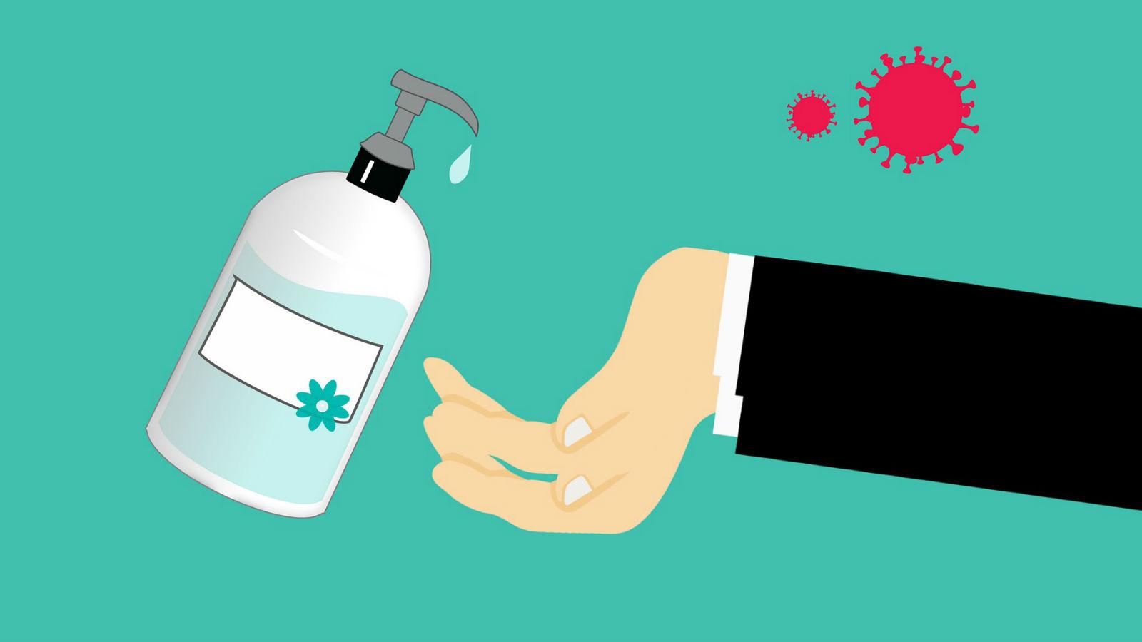 ¿Cómo hacer desinfectantes en casa?
