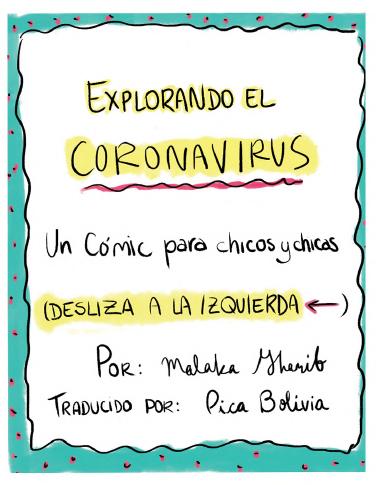 Cómo educar a los pequeños sobre el Coronavirus