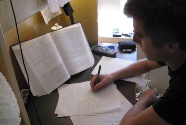 examen de admisión