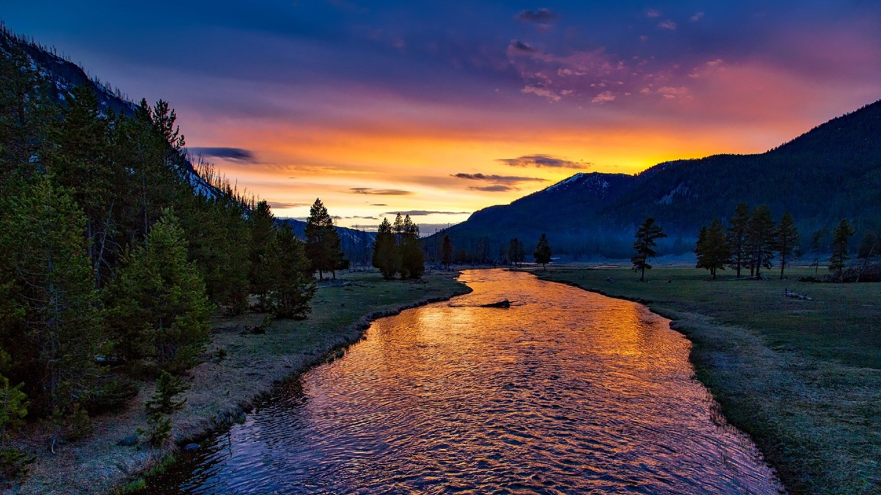Visite los parques nacionales desde casa