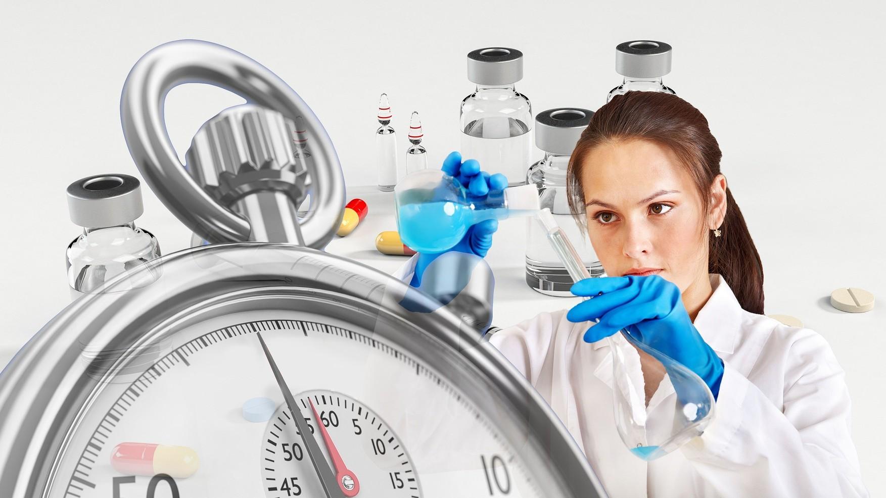 Avanza desarrollo de una vacuna de COVID-19