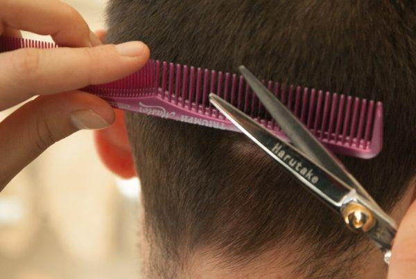 cortar el cabello en casa