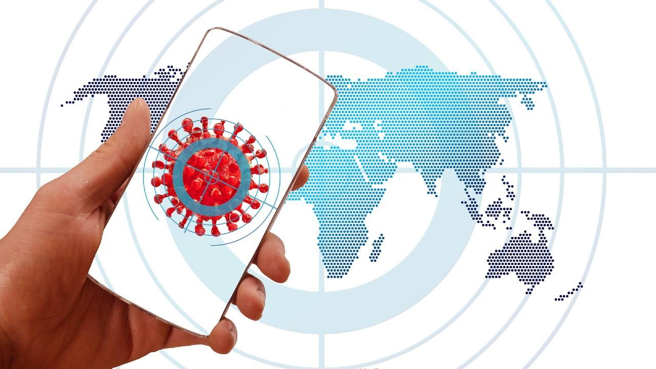 Gobiernos usan aplicaciones móviles para rastrear el virus