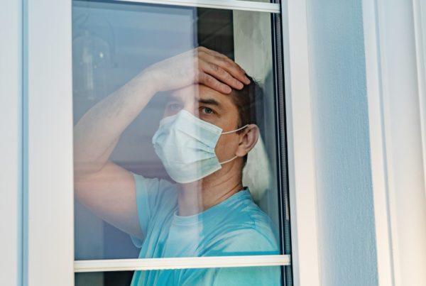 cuidar a un enfermo de Covid-19 en casa