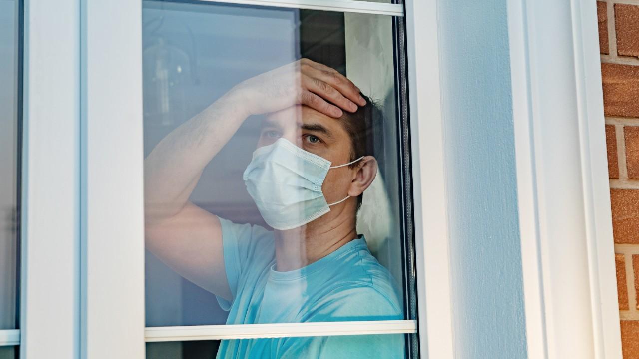 ¿Cómo cuidar a un enfermo de Covid-19 en casa?