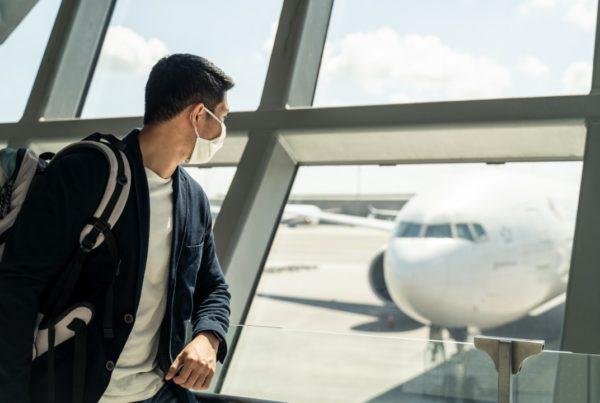 prevención en aeropuertos