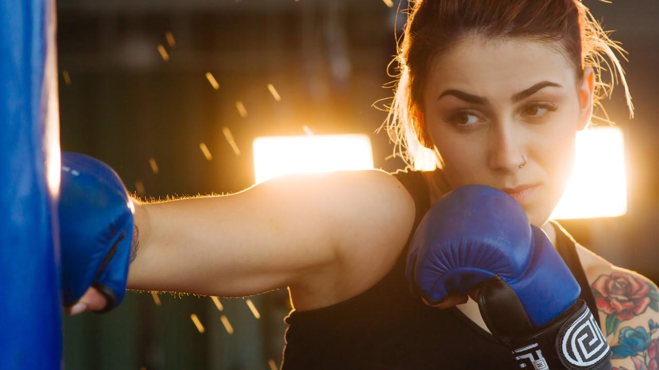 Kickboxing A Pelear Contra Tu Peso