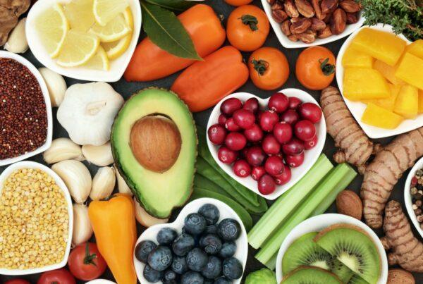10 Mitos y realidades acerca de la nutrición