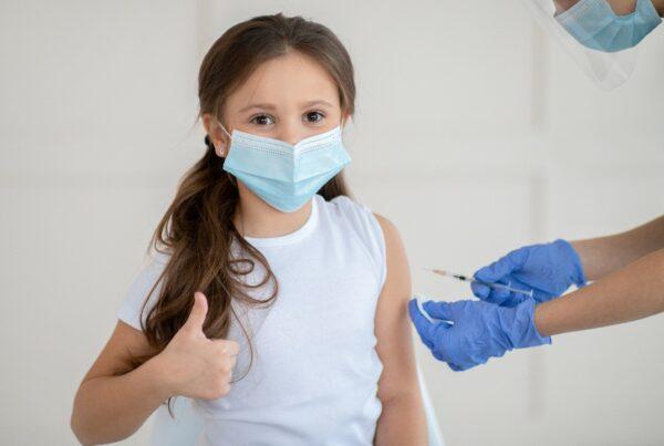 Cómo reducir el dolor durante el piquete en la vacunación