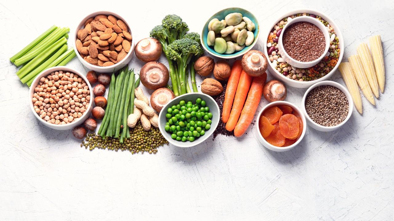 Fuentes de proteínas provenientes de plantas