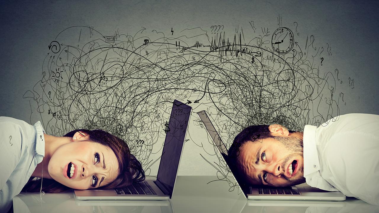 Las diferencias del estrés en los hombres y en las mujeres