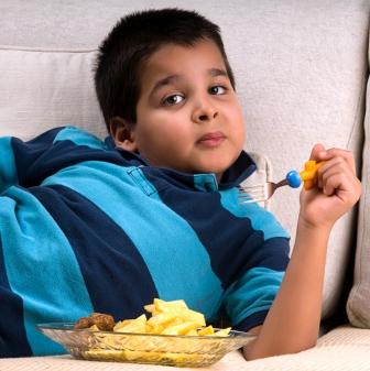 ¿El futuro de un preescolar con sobrepeso? Puede ser un adolescente – y adulto – obeso