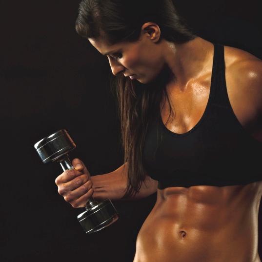 Los suplementos de hierro ayudan a las mujeres en su desempeño físico