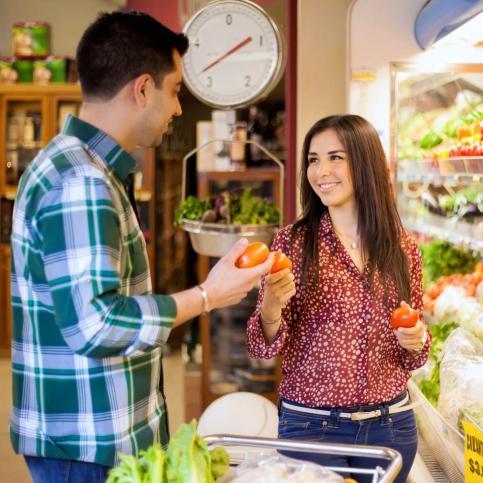 4 consejos para compartir tu dieta con una persona con diabetes