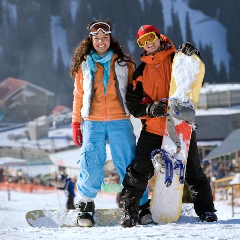 Adolescentes y deportes de invierno: una guía de cuidados
