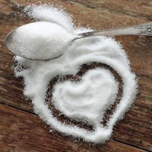 El azúcar, la sal y la presión elevada (hipertensión)
