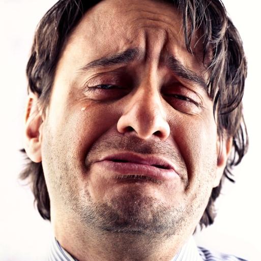 Los machos también lloran… o sufren del síndrome de ojo seco