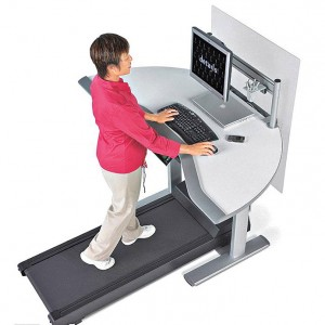 Walkstation_walking desk_Steelcase