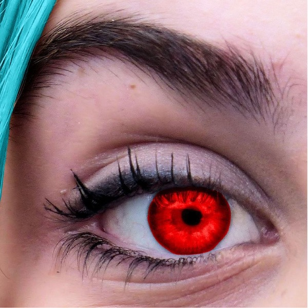 b15f4738ee107 Mucho ojo con los lentes de contacto de colores
