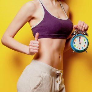 horario para hacer ejercicio