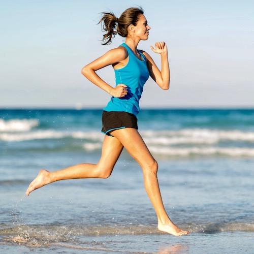 Correr descalzo: ¿es mejor?