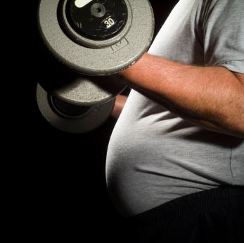 """Los obesos """"en forma"""" no tienen más riesgo de desarrollar enfermedades crónicas que los que tienen un peso sano"""