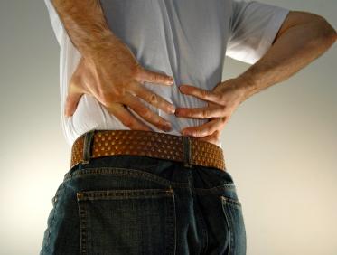 El dolor de espalda normalmente mejora con el tiempo