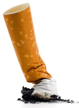 Los fumadores pasivos y la hipertensión en los niños